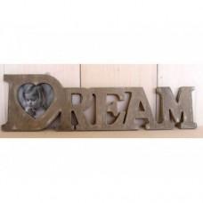 Фоторамка Dream (коричнева) 41см