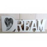 Фоторамка Dream (біла) 47см