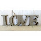 Напис LOVE
