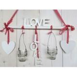 Підсвічник LOVE