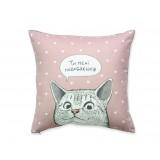 Подушка Закоханий кіт