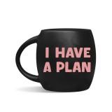 Чашка I have a plan