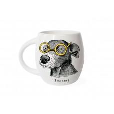 Чашка Собака-підозрівака
