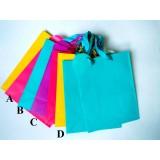 Пакет кольоровий 23см