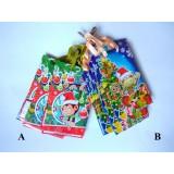 Пакет новорічний Мавпа 17см