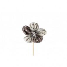 Декоративна квітка на паличці