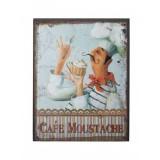 Картина Cafe Moustache 45 см