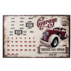 Календар Garage 40 см