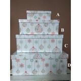 Набір подарункових коробок
