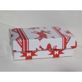 Коробка подарункова Нордік