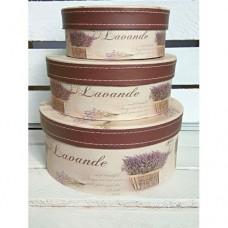 Набір коробок Лаванда (поштучно)