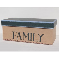 Коробка подарункова Family