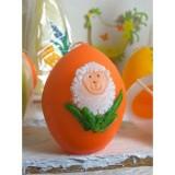 Свічка-яйце